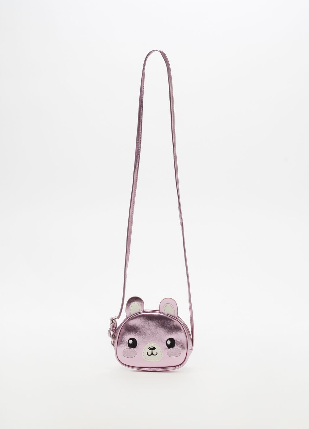 Teddy bear shoulder bag