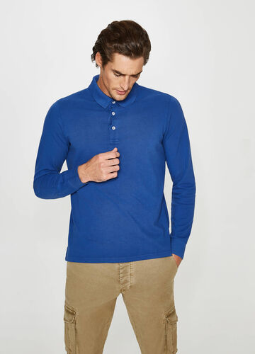 Rumford 100% cotton polo shirt