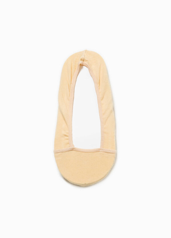 Shoe liners in stretch cotton | OVS