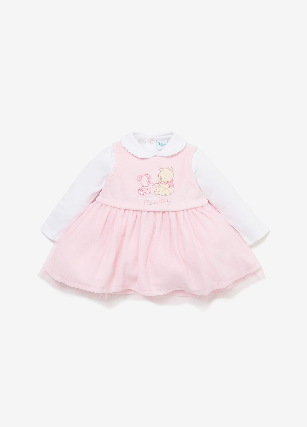 Winnie the Pooh tulle outfit