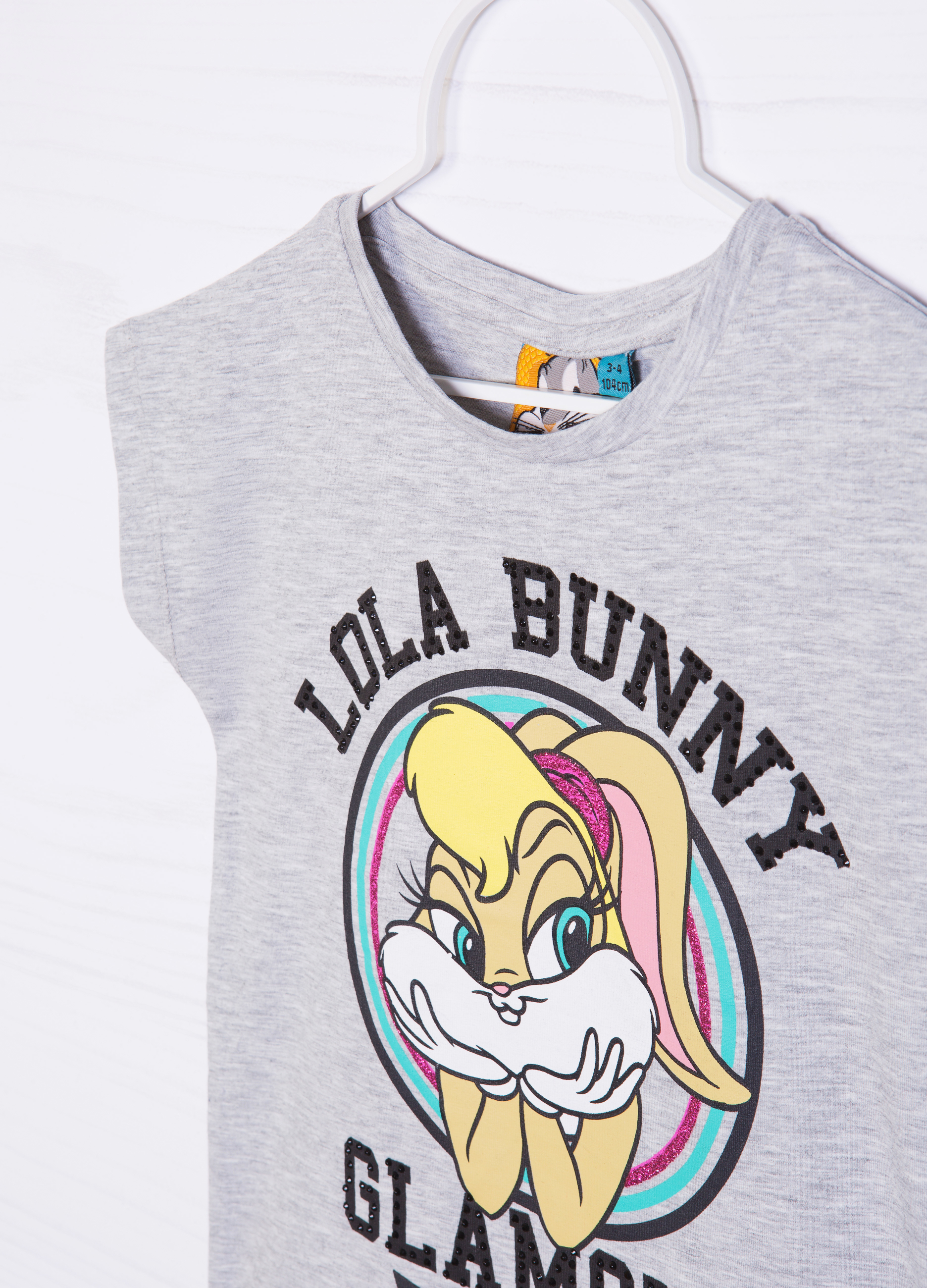 17d09b62d2 Lola Bunny stretch cotton T-shirt | OVS
