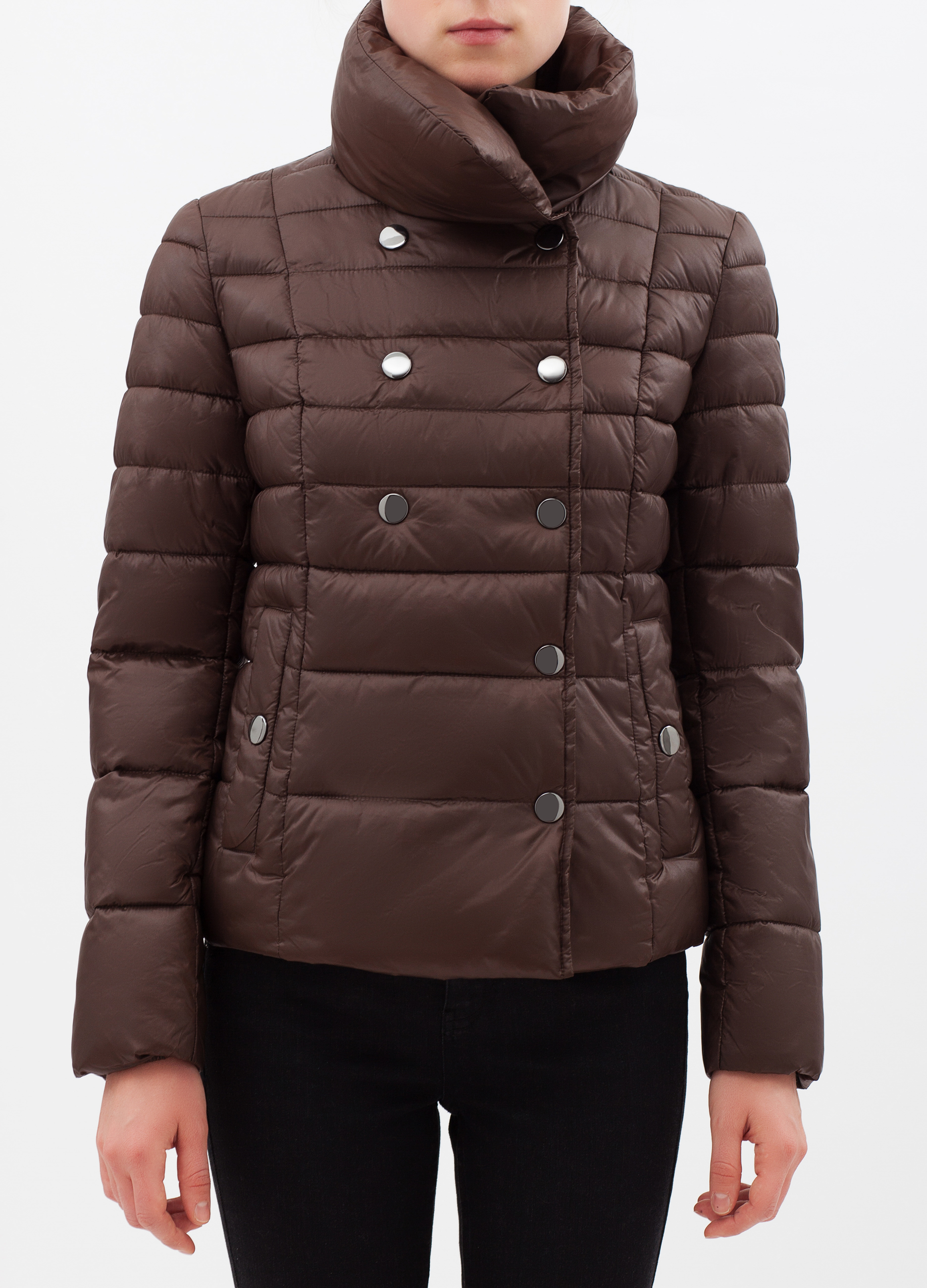 pick up 0ff96 9c2f9 Double-breasted down jacket | OVS