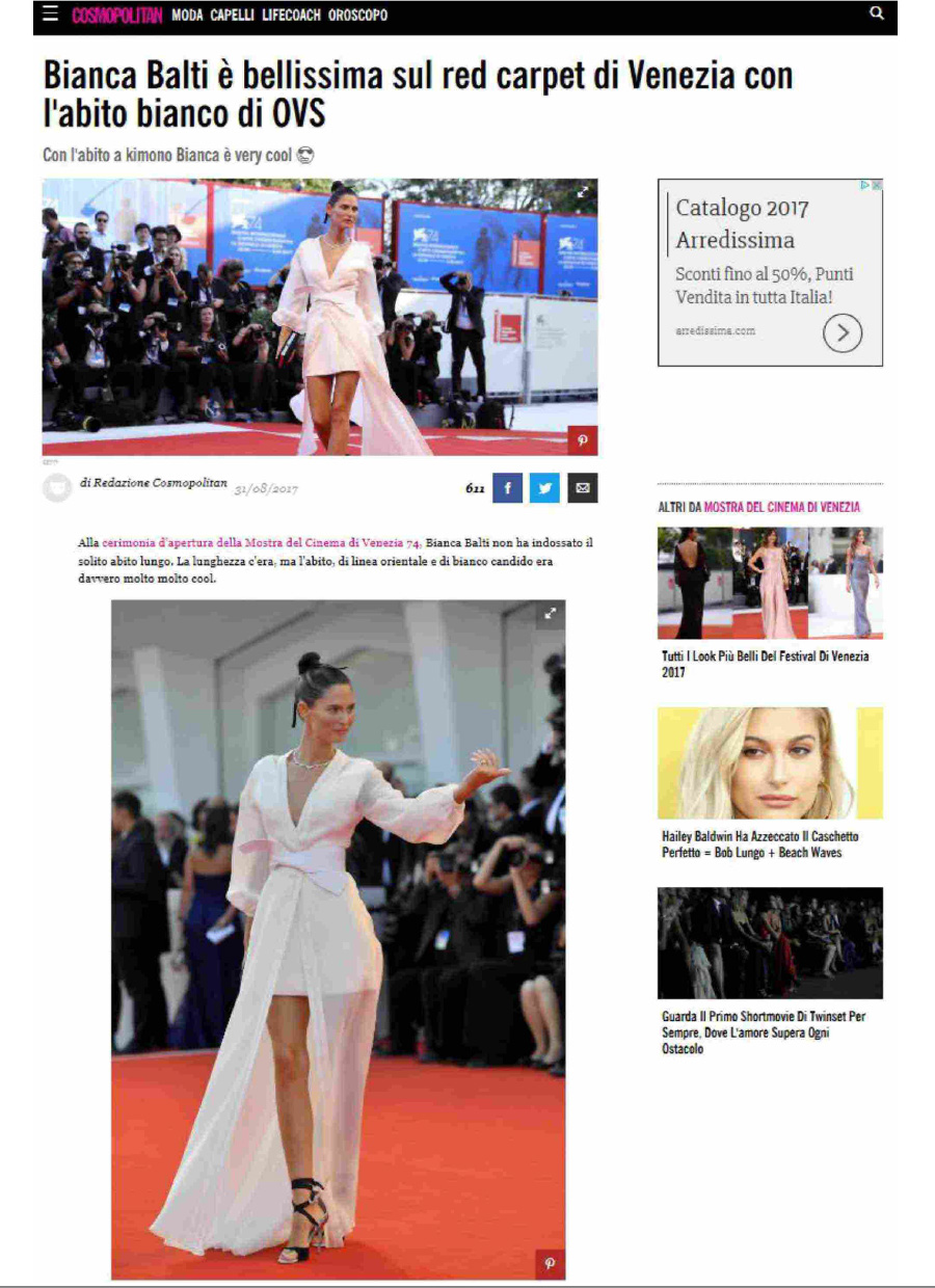ca16d96a8560 special red carpet press clipping