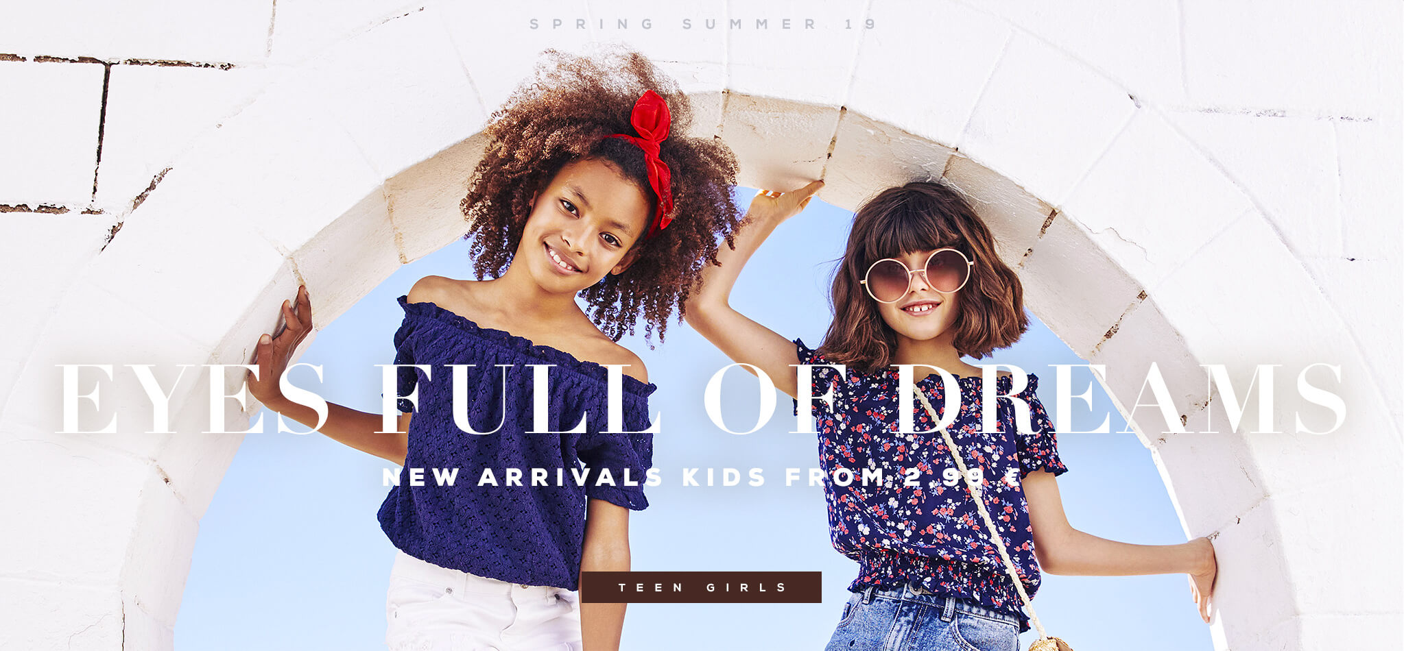 6e805299a Teen Girls' Clothes online, Collection 2019 | OVS
