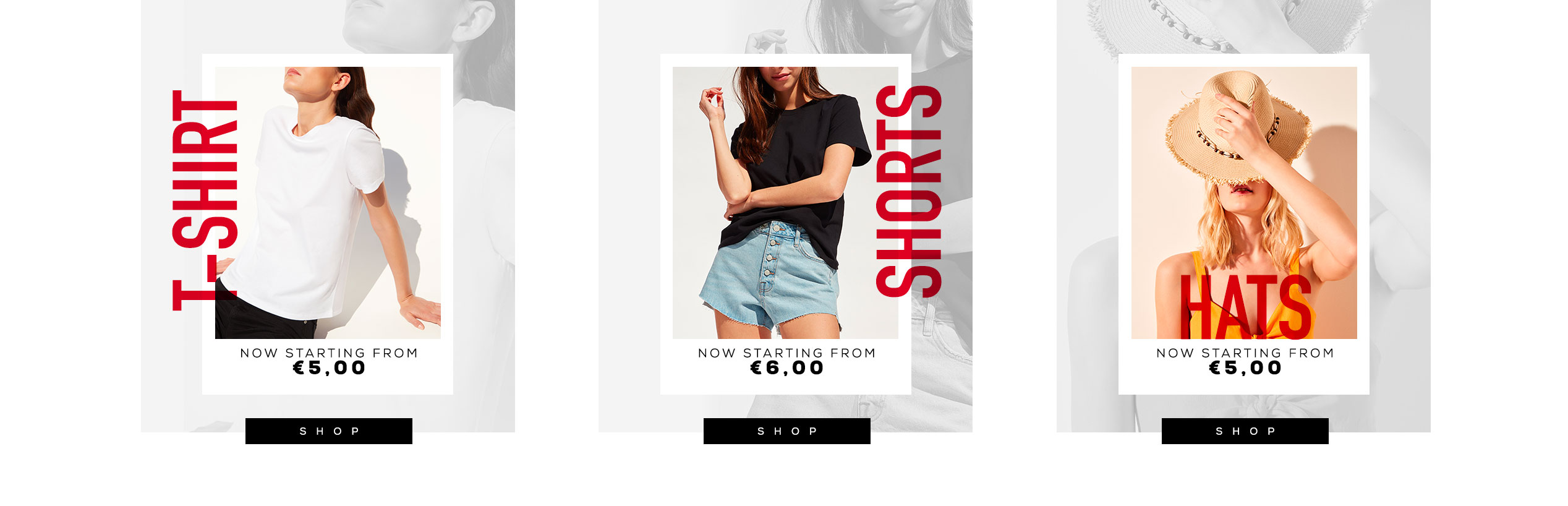 98537a9683 ONLINE CLOTHING: CASUAL, TRENDY STYLE FOR MEN, WOMEN AND KIDS. OVS is  Italy's ...