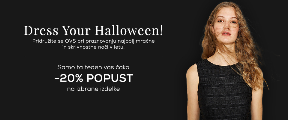 Dress your halloween | OVS